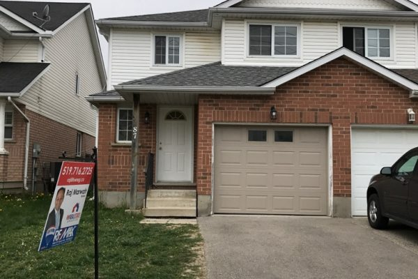 87 Activa Avenue, Kitchener